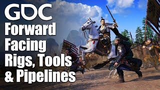 A Practical Approach to Developing Forward-Facing Rigs, Tools and Pipelines