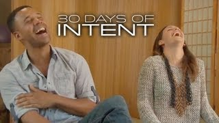 Laughing Meditation | 30 DAYS OF INTENT #6 - Deepak Chopra