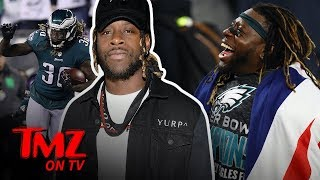 NFL Star Sued for Trashing Mansion and Shoving Owner | TMZ TV