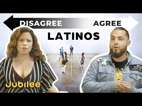 Do All Latinos Think The Same?