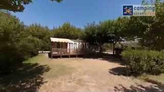 Camping avec espace détente dans le Lubéron