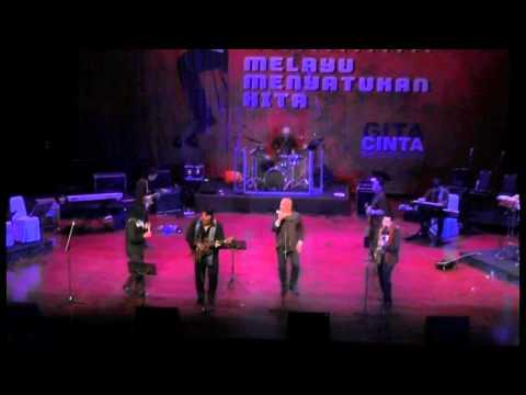 Jakarta Melayu Festival 2014 - Amigos Band - Bunga Hati