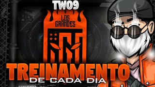 🔴 FREE FIRE AO VIVO - TWO9 🔴 TREINO 🔴 #LOSGRANDES