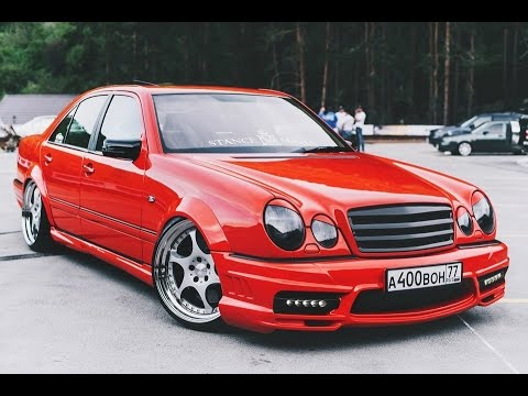 w210 tuning mercedes benz w210 youtube. Black Bedroom Furniture Sets. Home Design Ideas