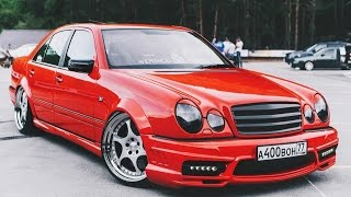 Тюнинг Мерседес W210 / Tuning Mercedes Benz W210