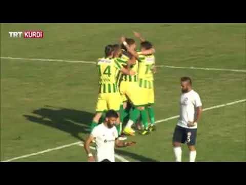Zonguldak Kömürspor 0-1 Şanlıurfaspor Maç Özeti