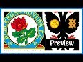 Match Preview:  Blackburn Rovers vs AFC Wimbledon