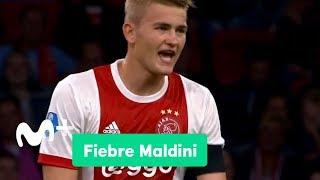 Fiebre Maldini (27/11/2017): El ojeador: Matthijs de Ligt