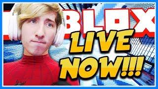 ROBLOX JAILBREAK UPDATE HYPE! APARTMENTS!! 🔴 ROBLOX LIVE | Welcome to Bloxburg, Vehicle Simulator