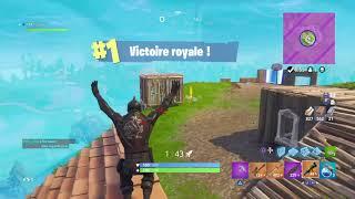 Clip Fortnite Battle Royal (épisode 4)