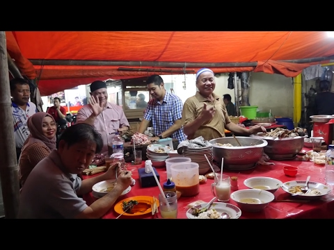 Best Indonesian Street Food