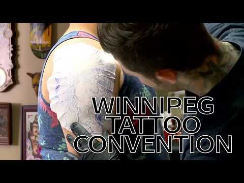 Winnipeg Tattoo Convention August 18th - 20th 2017