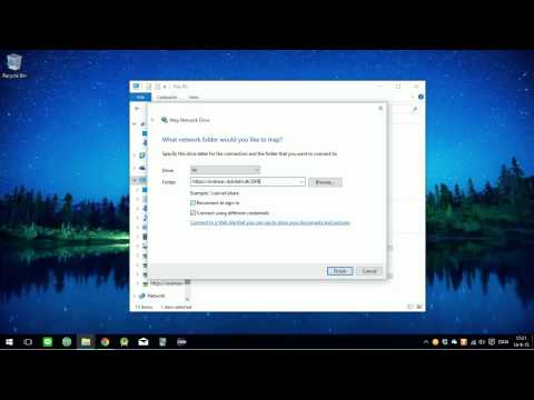 Synology Tutorials | Access your files from Windows Explorer