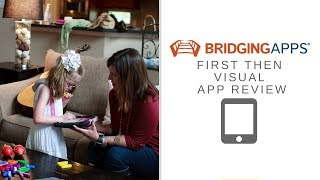 First Then Visual Schedule HD App Review