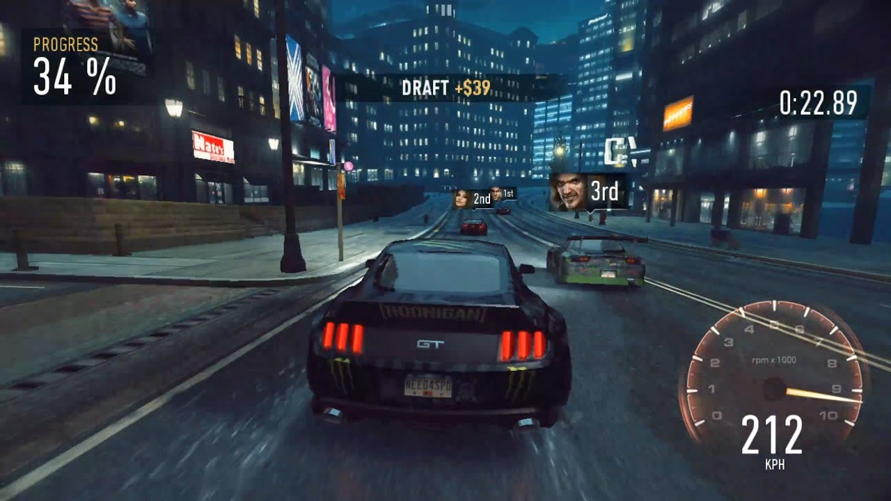need for speed no limits gameplay youtube. Black Bedroom Furniture Sets. Home Design Ideas