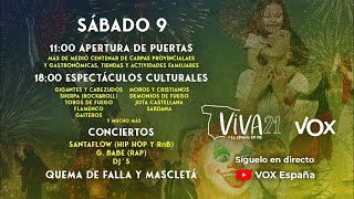 DIRECTO desde #VIVA21. Toda España en un mismo lugar.