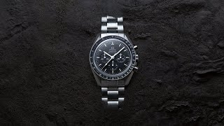 The OMEGA Speedmaster Moonwatch – A legendary icon