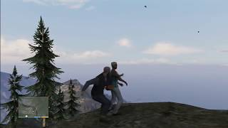 GTA 5 - Five Star Mountain Fun/No Country For Old Men