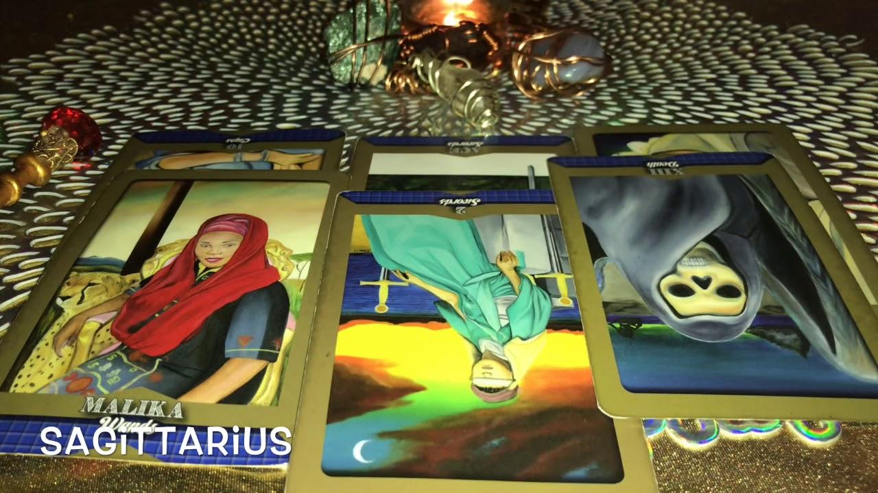 SAGITTARIUS ♐️ - SUMMER 2019 MERCURY RETROGRADE | ECLIPSE SEASON TAROT  GUIDANCE | HOT GIRL SUMMER