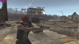 Fallout New Vegas: .45 Auto Pistol Overhaul