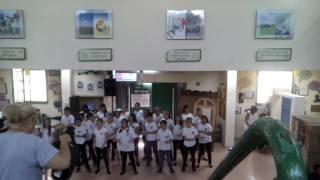 טקס יום ירושלים בית ספר גני אביב 2016