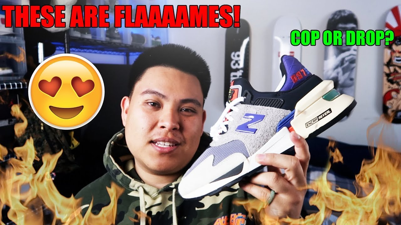 da7fe4c9ba1 BODEGA x NEW BALANCE 'NO DAYS OFF' 997S REVIEW + ON FOOT!!! (WATCH ...
