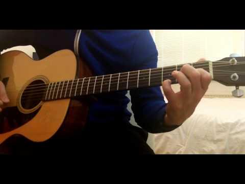 Nancy Wilson - Elevator Beat (Guitar Cover)