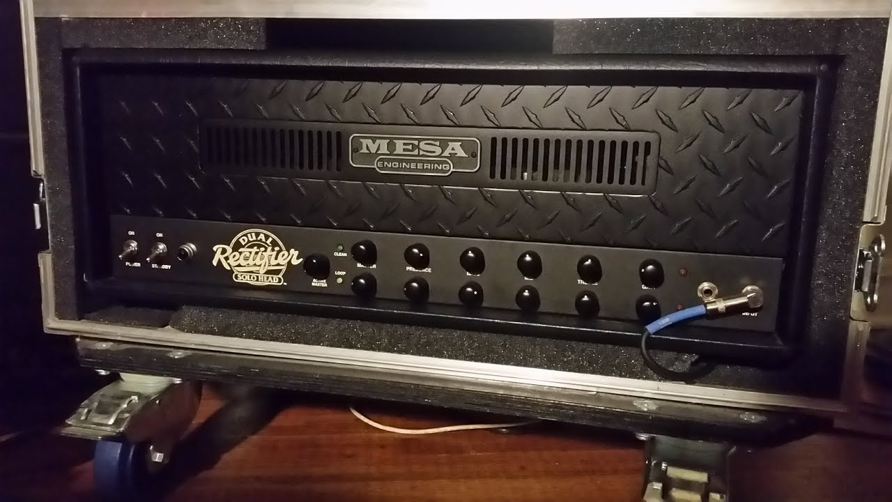 Mesa Parallel To Series Fx Loop Mod Youtube Many Parts Of Boogie Dual Rectifier Solo Head Schematic Diagram