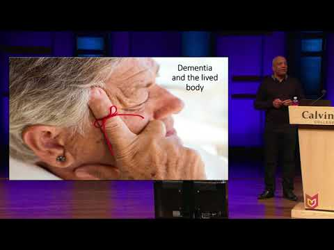 John Swinton - Still Waters Run Deep: Reimagining Dementia and Humanness