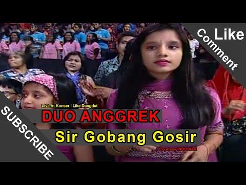DUO ANGGREK [Sir Gobang Gosir] Live At Konser I Like Dangdut (11-01-2015) Courtesy INDOSIAR