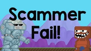 Growtopia | TmN Trying To Scam Me 40DL!