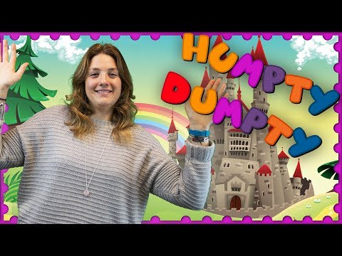 Humpty Dumpty Song | Songs for Kids | Sing Along Children & Baby Nursery Rhymes with LYRICS