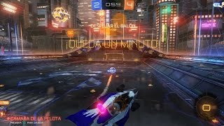 nuevos coches y mapas en rocket league