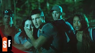 Animal (1/2) Terrifying Chase Through the Woods (2014) HD