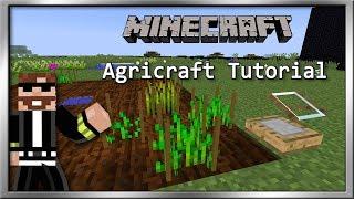 Agricraft Mod Tutorial - Minecraft