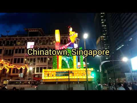 Chinatown Singapore Walking Tour – Travel in Singapore 2019
