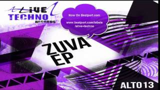 Alex Gori, Imerio Vitti - Zuva EP - ALT013
