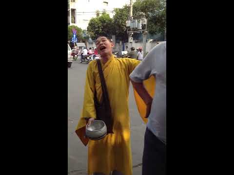 Hot Thay tu giang ho(Viet Nam Dangerous Monk)