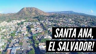 Traveling to Santa Ana, El Salvador!