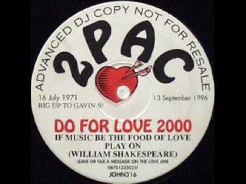 2pac - Do For Love 2000