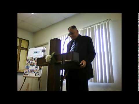 """Fall Revival 2015"" Sunday Morning 8/30/15 with Evangelist Paul Abbott"