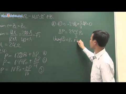 [Tuyensinh247.com] Giải chi tiết đề thi đại học môn Lý năm 2012 – mã đề 196