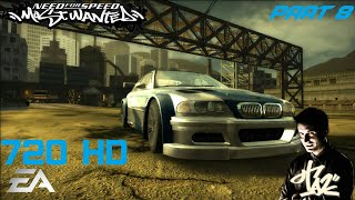Need for Speed Most Wanted 2005 (PC) - Part 8 [Blacklist #14/Taz]