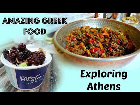 Exploring Athens! | Taste of Freedom Ep. 1