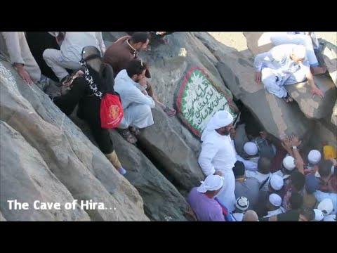 THE TIME I CLIMBED MOUNT NOOR IN MAKKAH! (#4) by Shabbir Hassan