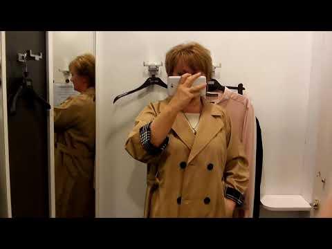 Стиль 45+ 50+ Примерка одежды в MARKS&SPENCER 😁 Ожидание и реальность)  Повеселилась)