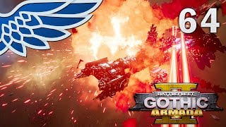 BATTLEFLEET GOTHIC ARMADA 2 | Caliban's Fate Part 64 - Imperial Campaign BFGA2 Let's Play Gameplay