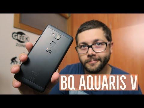 Análise ao BQ Aquaris V | Com filhos fica difícil testar a Camera