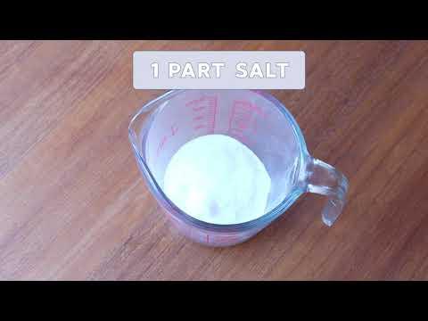 DIY Cleaning Powder