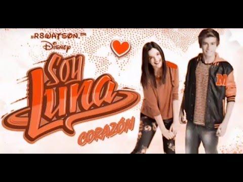 Soy Luna | Corazón [LETRA]